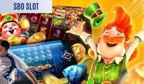 SBOBET Asia Slot Machine